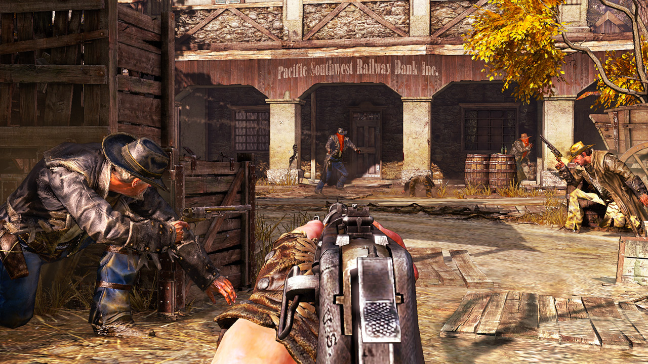 Call of Juarez: Gunslinger