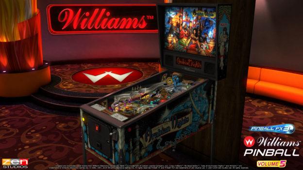 Williams Pinball - Volume 5