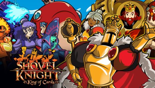 Review: Shovel Knight: King of Cards (Nintendo Switch)