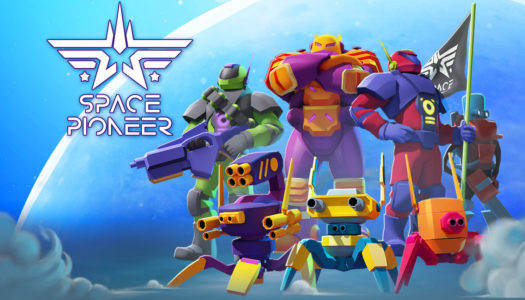Review: Space Pioneer (Nintendo Switch)