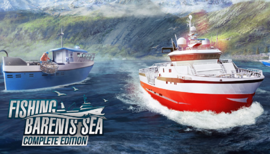 Review: Fishing: Barents Sea Complete Edition (Nintendo Switch)