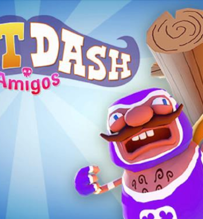 Must Dash Amigos