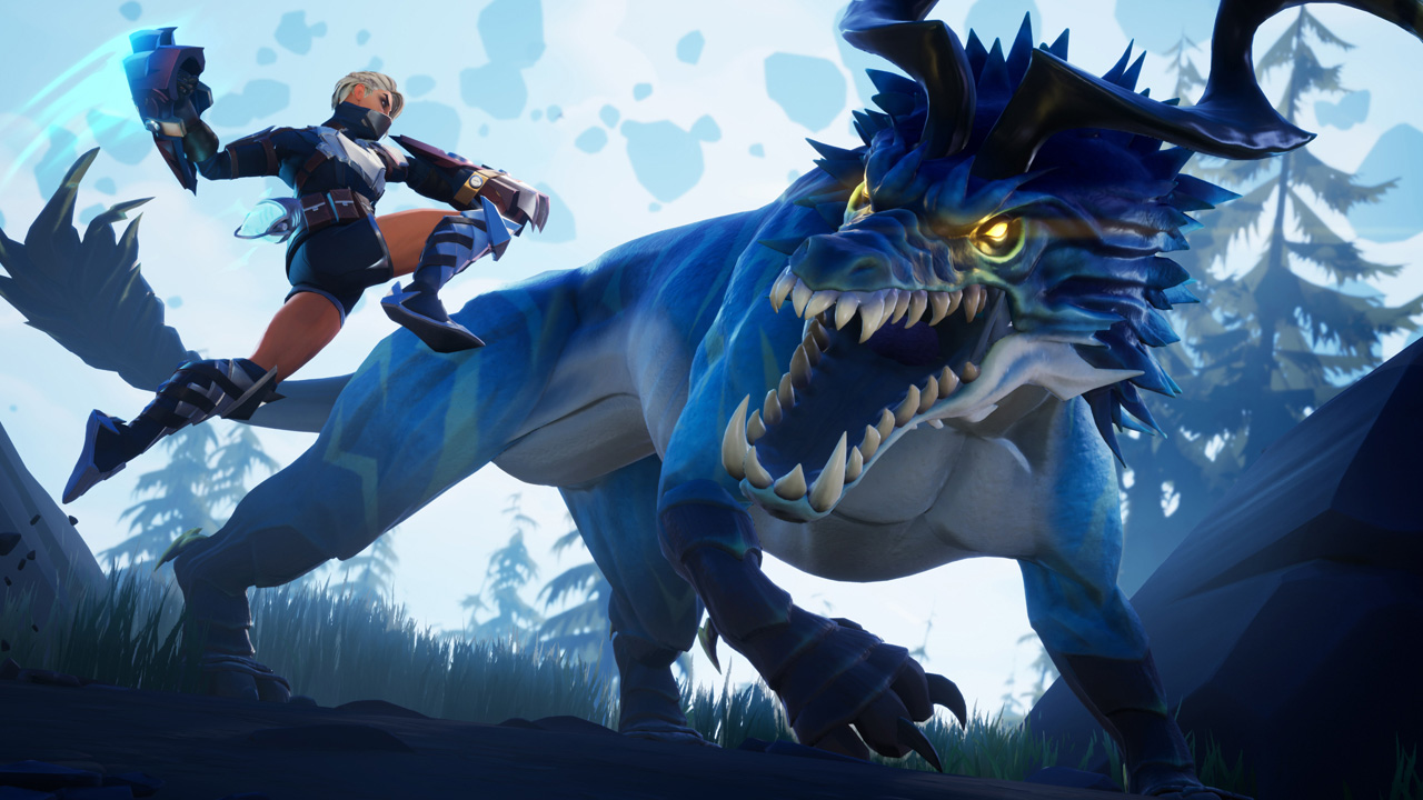 Dauntless - Nintendo Switch eShop