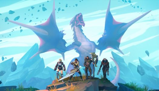 "Dauntless Launches Today On Nintendo Switch alongside ""Stormchasers"" update"