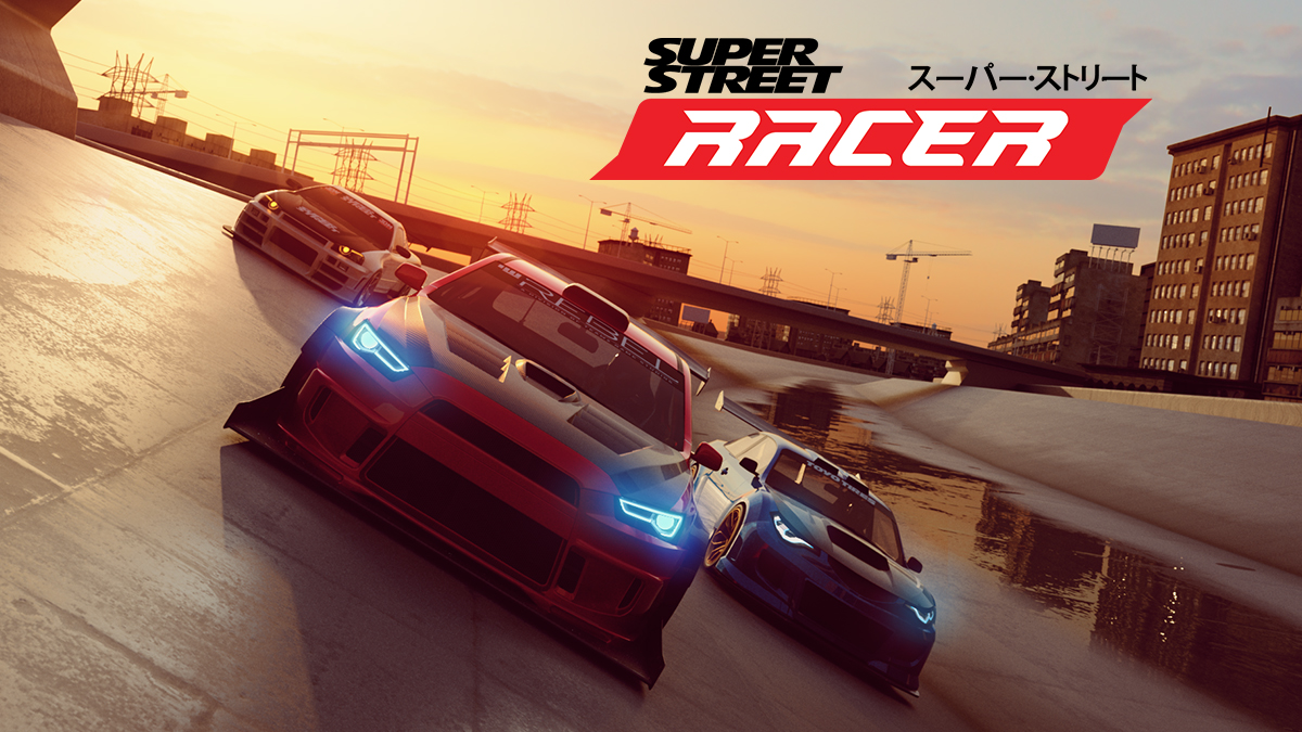 Super Street: Racer - Nintendo Switch