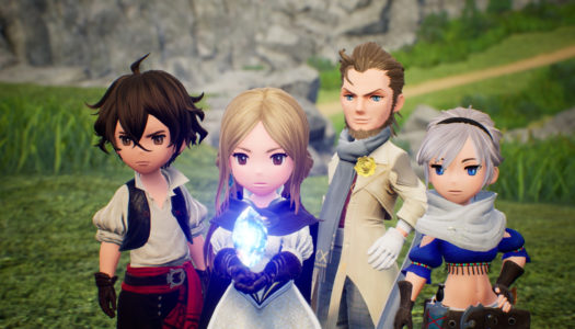 Bravely Default II heading to Nintendo Switch in 2020