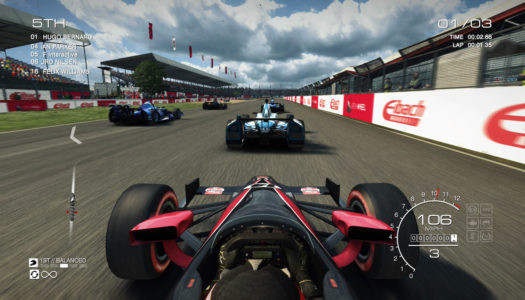 GRID Autosport updates add multiplayer racing