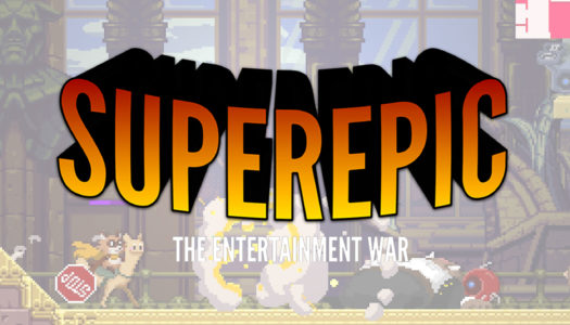 Review: SuperEpic: The Entertainment War (Nintendo Switch)