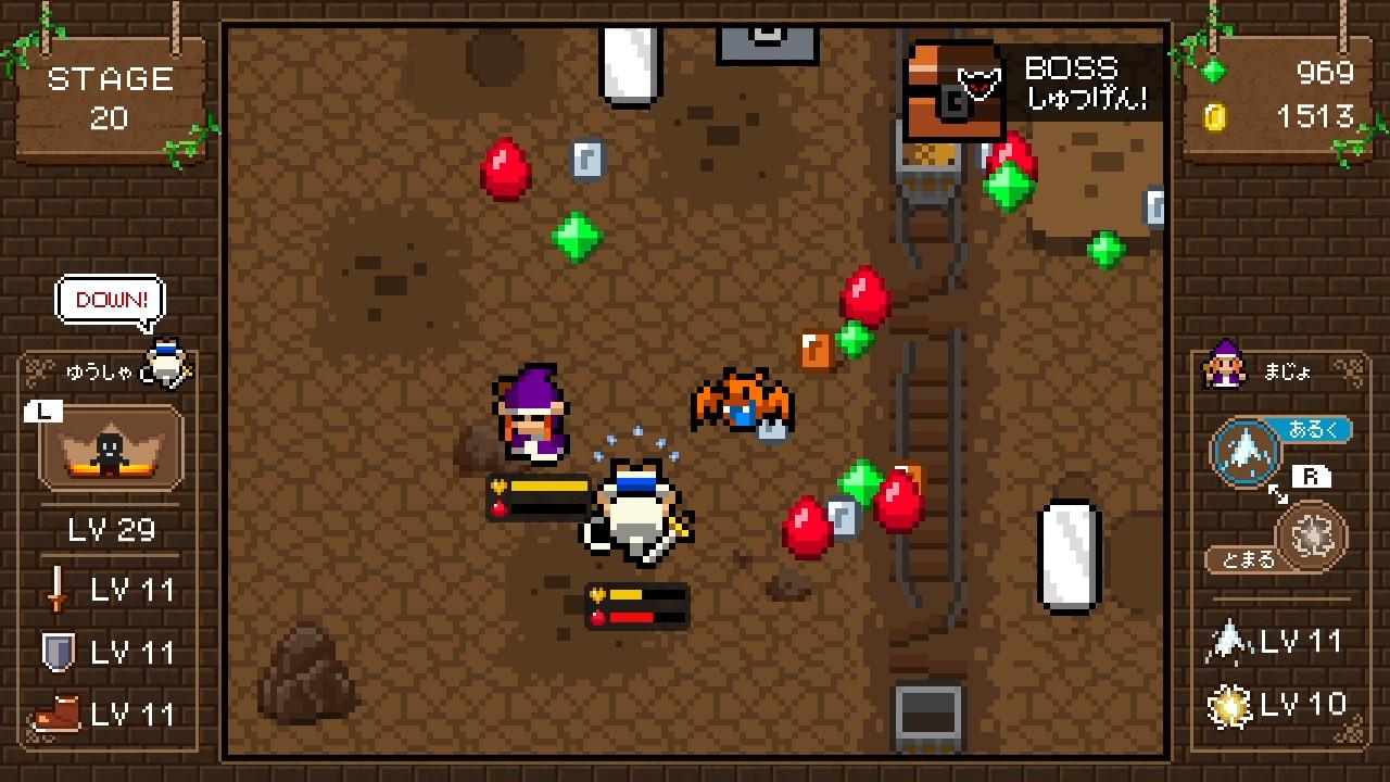 Witch & Hero 2