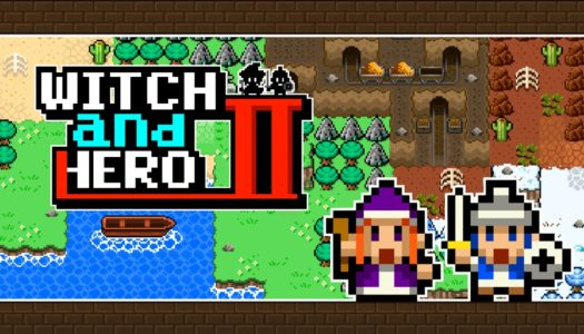 Review: Witch & Hero 2 (Nintendo Switch)