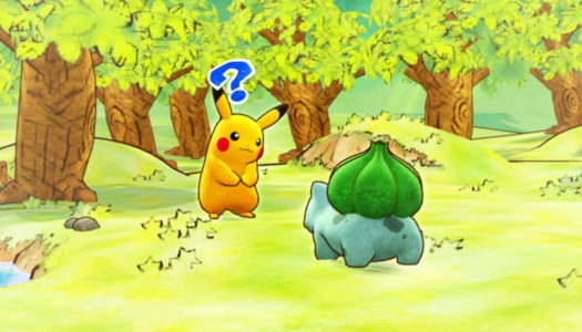 Pokémon Mystery Dungeon: Rescue Team DX announced for the Nintendo Switch