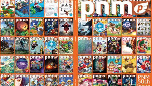 Pure Nintendo Magazine Reveals the Cover of Issue 50, Available Now!