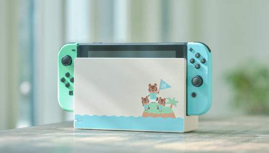 Animal Crossing-themed Switch coming March 13