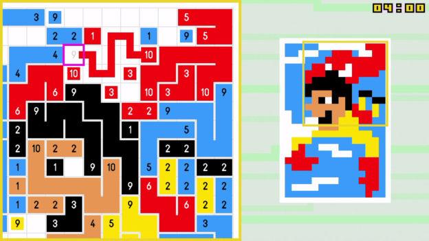 Link-a-Pix Deluxe - Nintendo Switch eShop