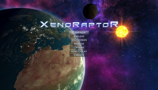 Review: XenoRaptor (Nintendo Switch)
