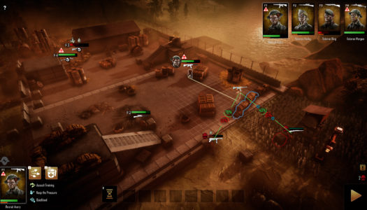 Cross the Broken Lines with this new gameplay trailer