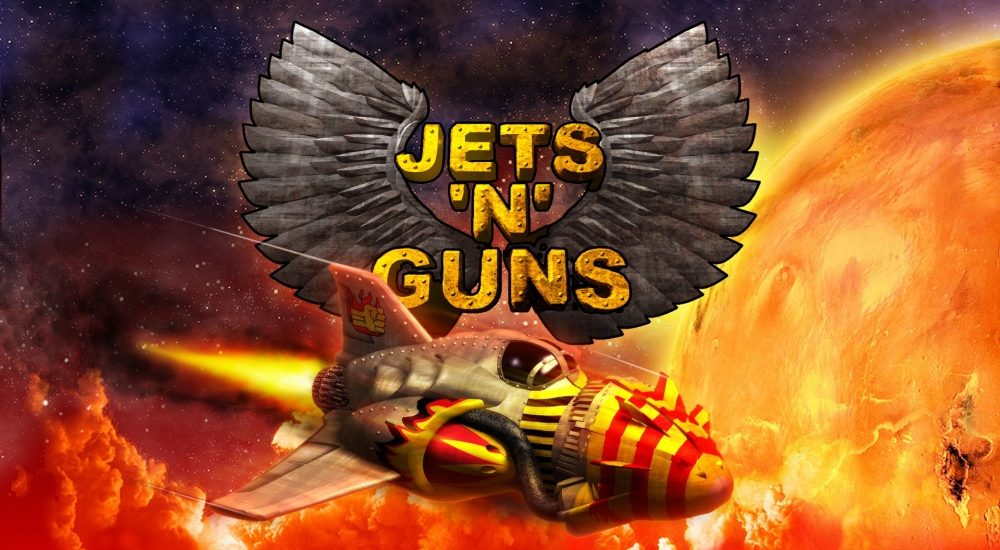 Jets'n'Guns - Nintendo Switch