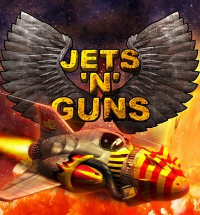 Jets'n'Guns - Nintendo Switch
