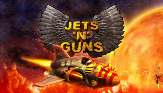 Review: Jets'n'Guns (Nintendo Switch)
