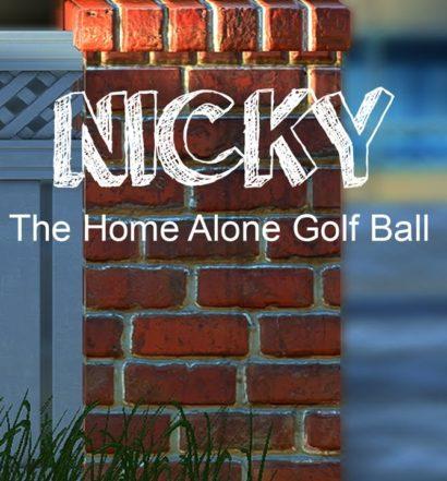 Nicky-The Home Along Golf Ball