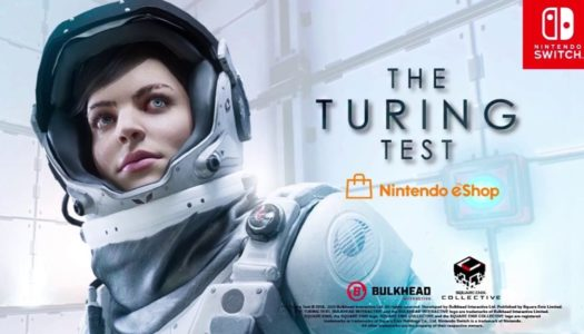 The Turing Test brings sci-fi puzzles to the Switch in Feb
