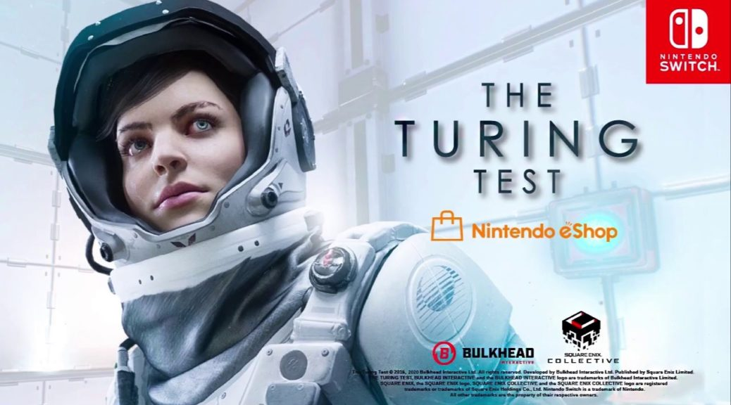 The Turing Test - Nintendo Switch