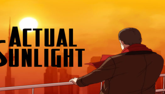 Review: Actual Sunlight (Nintendo Switch)