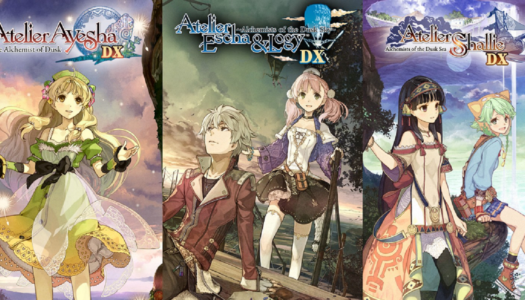 Review: Atelier Dusk Trilogy Deluxe Pack (Nintendo Switch)