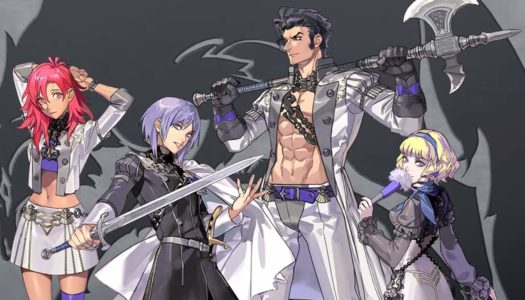 Fire Emblem Three Houses: Cindered Shadows and Version 1.2.0 are live