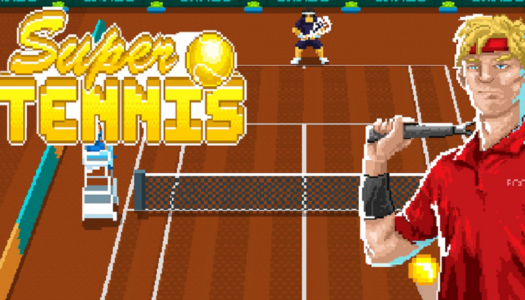 Review: Super Tennis (Nintendo Switch)