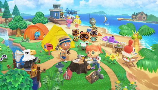 Nintendo unveils the new horizons of Animal Crossing: New Horizons
