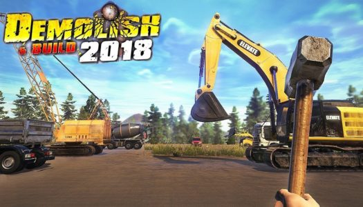 Review: Demolish and Build 2018 (Nintendo Switch)