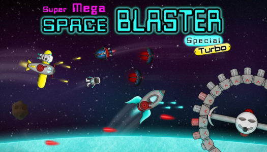 Review: Super Mega Space Blaster Special Turbo (Nintendo Switch)