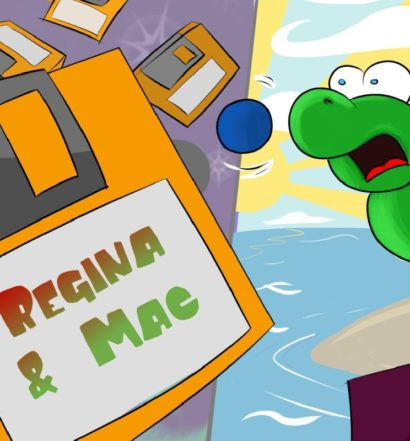 Regina & Mac - Nintendo Wii U