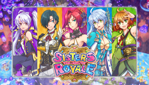 Review: Sisters Royale: Five Sisters Under Fire (Nintendo Switch)