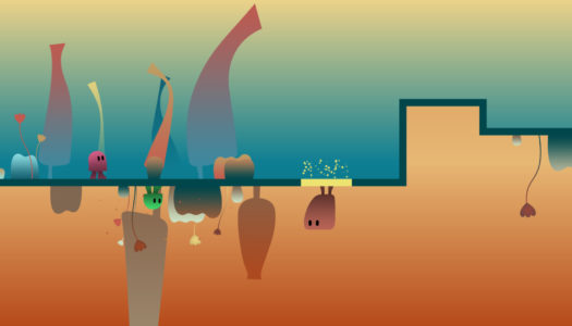 Review: ibb & obb (Nintendo Switch)