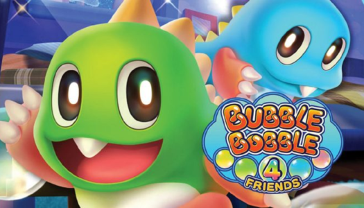 Review: Bubble Bobble 4 Friends (Nintendo Switch)