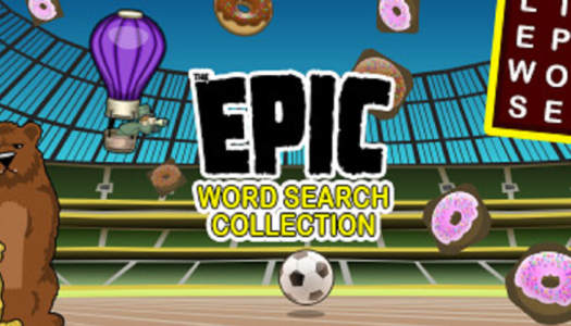 Review: Epic Word Search Collection (Nintendo Switch)