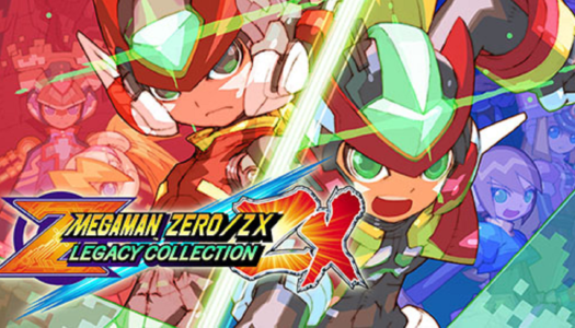 Review: Mega Man Zero/ZX Legacy Collection (Nintendo Switch)