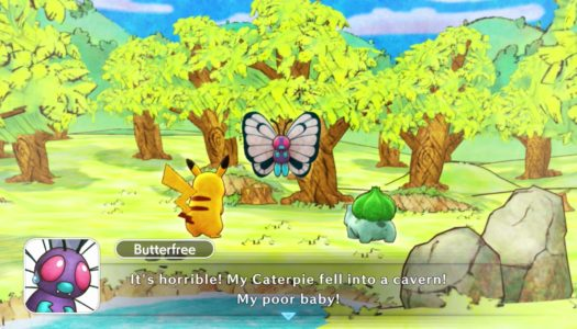 Review: Pokémon Mystery Dungeon: Rescue Team DX (Nintendo Switch)