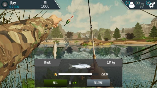 Fishing Adventure  - Nintendo Switch eShop