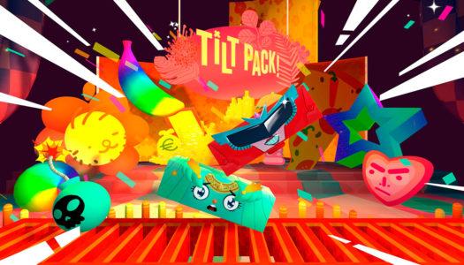 Review: Tilt Pack (Nintendo Switch)