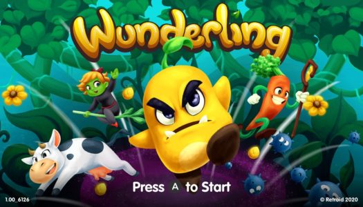 Review: Wunderling (Nintendo Switch)