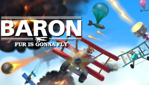 Review: Baron: Fur is Gonna Fly (Nintendo Switch)