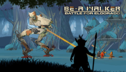 Review: BE-A Walker (Nintendo Switch)