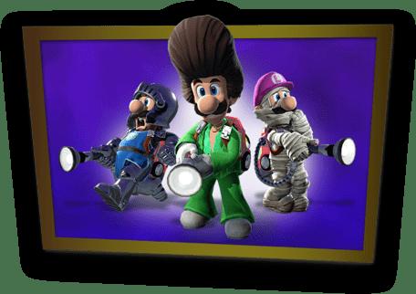 Luigi's Mansion 3 - DLC pack one - skins