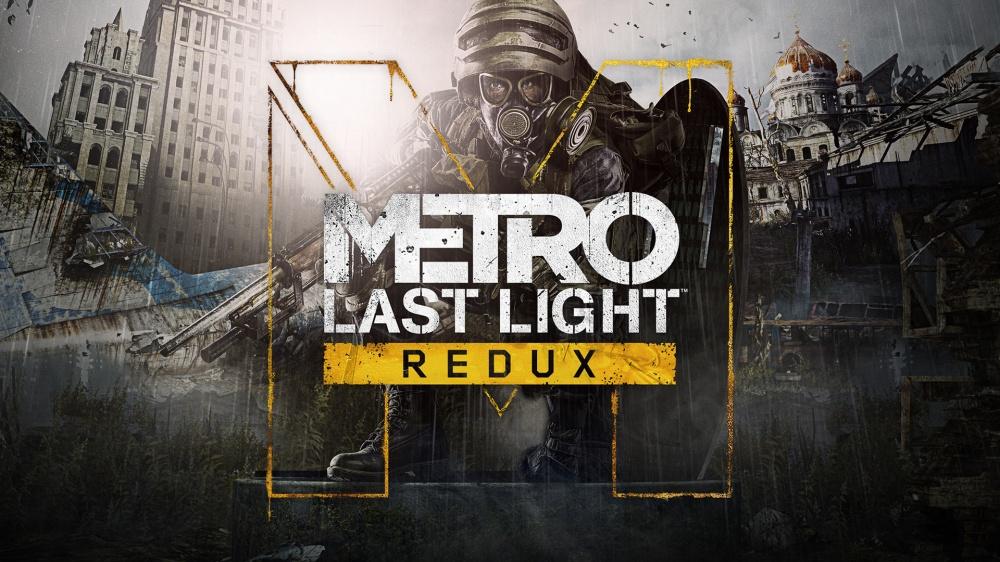 Metro Last Light Redux Nintendo Switch