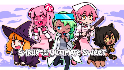 Review: Syrup and the Ultimate Sweet (Nintendo Switch)