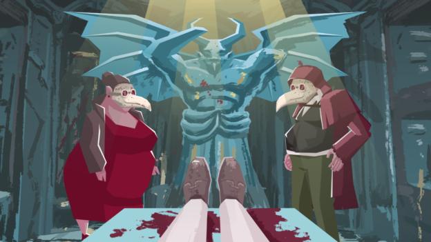 The Unholy Society