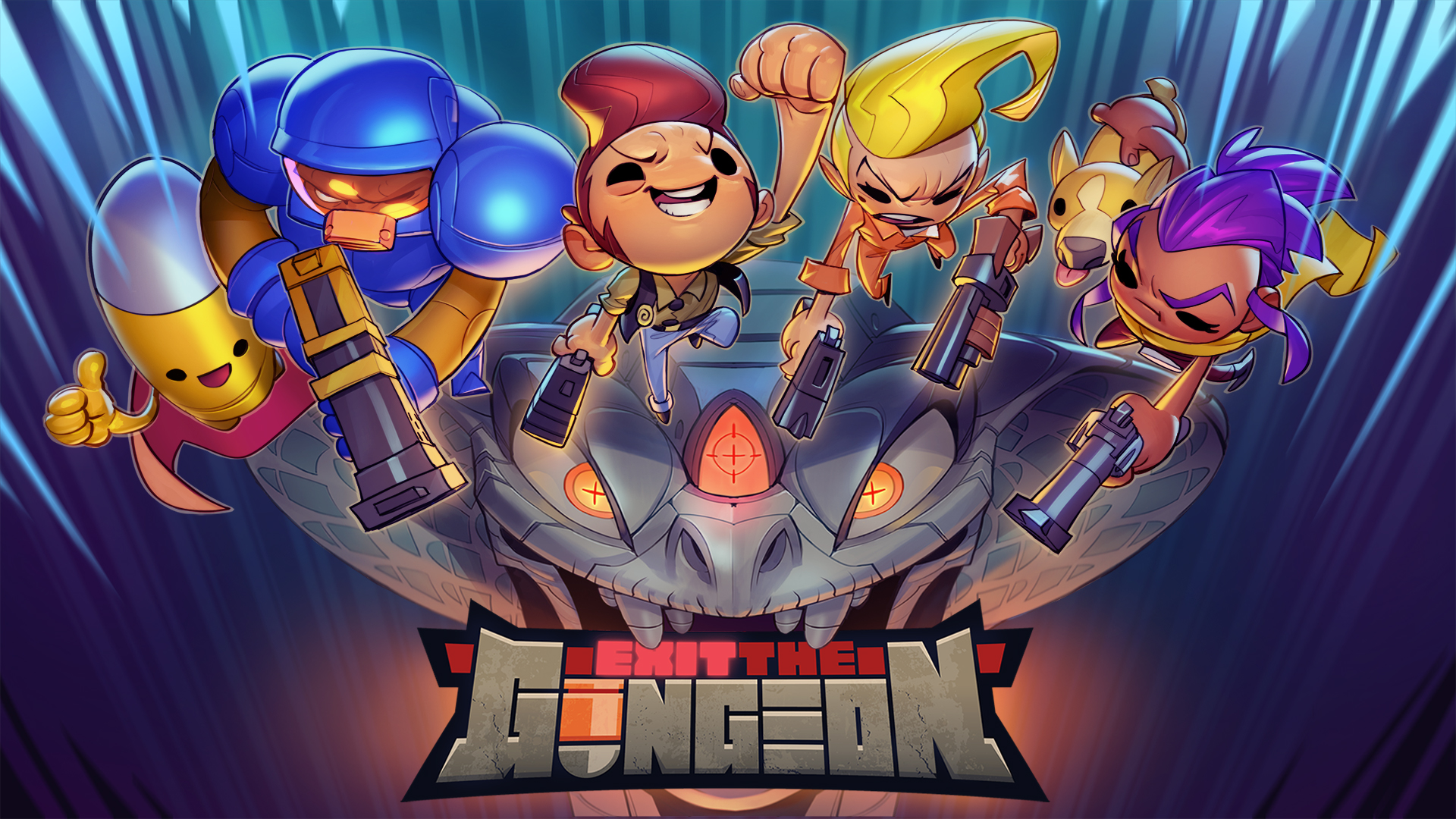 Review: Exit the Gungeon (Nintendo Switch)